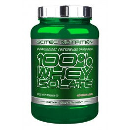 Scitec Nutrition 100% Whey Isolate - 700 гр