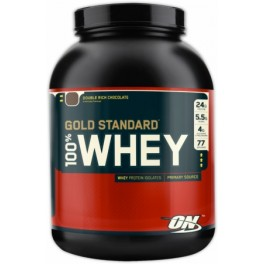 Optimum Nutrition Gold Standard 100% Whey - 2,268 кг