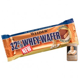 Weider 32% Whey Wafer bar - 35 гр