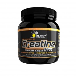Olimp Creatine 1250 Mega капс 400 - капс