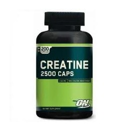 Optimum Nutrition Creatine Caps - 200 cap