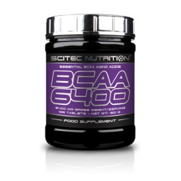 Scitec Nutrition BCAA 6400 - 375 таб