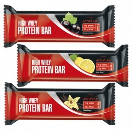 ActivLab High Whey Protein Bar - 80 гр