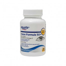 Equate Vision Formula 50 plus - 50 шт