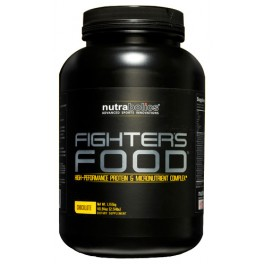NutraBolics Fighters Food, 1,07 кг