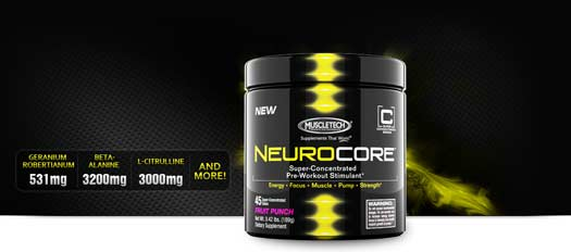 Muscletech Neurocor Punch