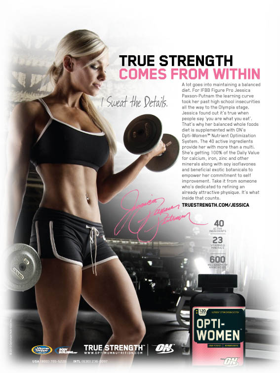 Optimum Nutrition Opti - Women 120 к